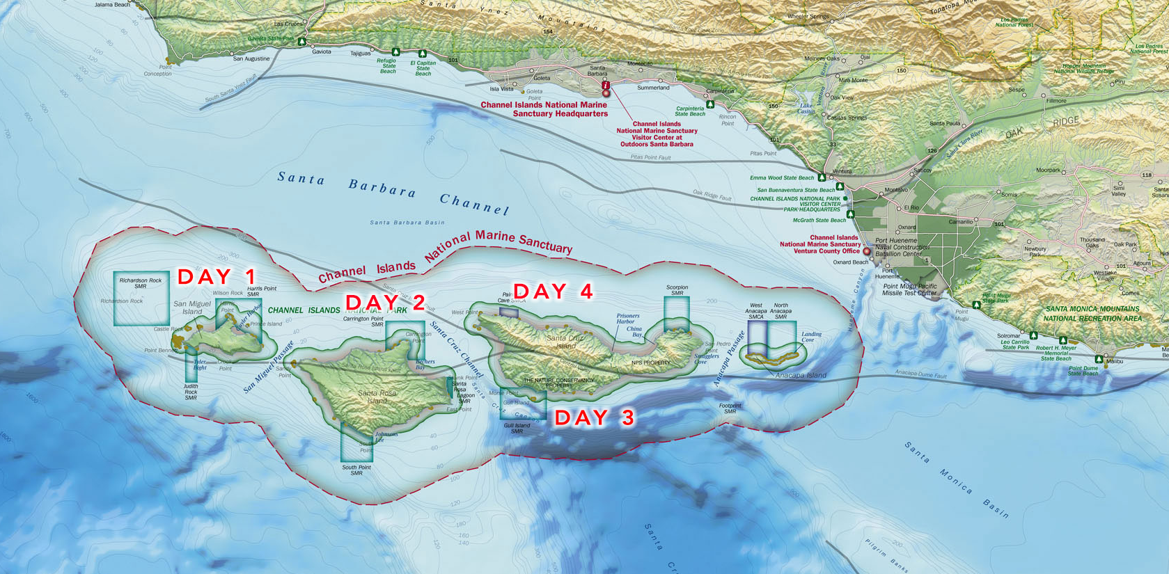 Channel-Islands-National-Marine-EXPEDITION-4DAY
