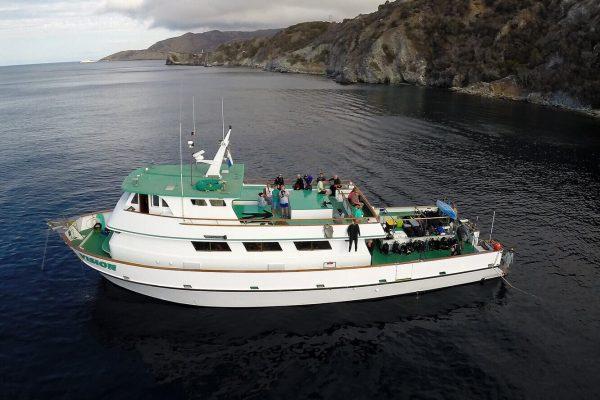 Channel Islands Expedition Fleet