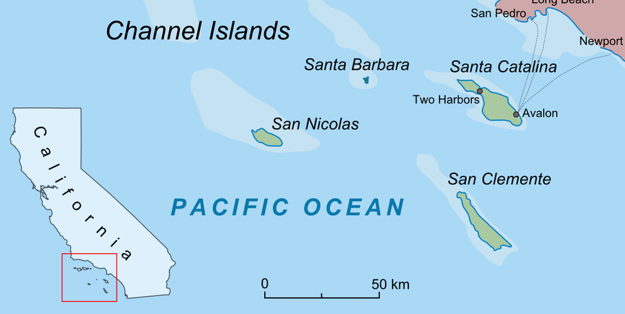 Southern Channel Islands