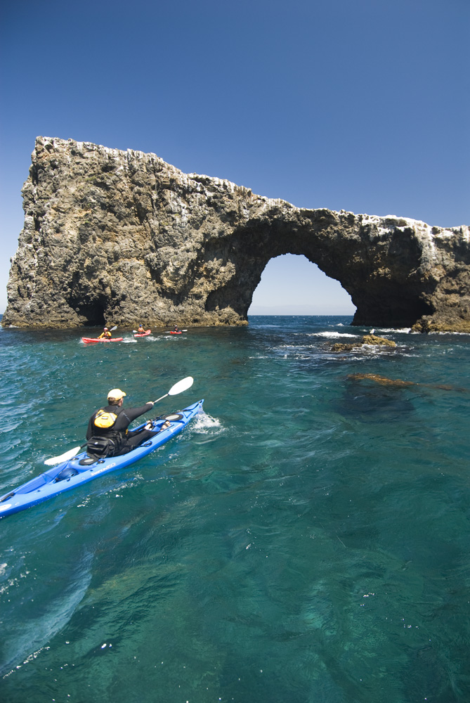 Anacapa Arches   What to Expect